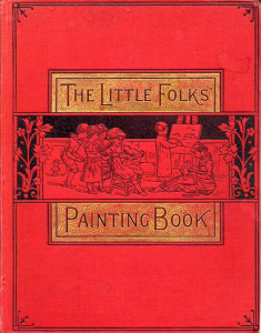 the little folsks painting book -1