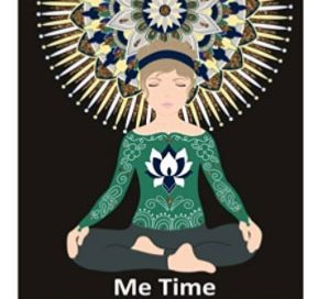 Me Time adult coloring book