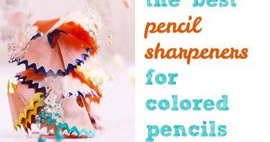 bestpencilsharpenersforcoloredpencils