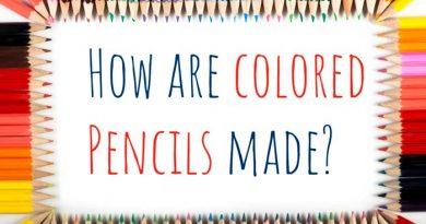 howarecoloredpencilsmade