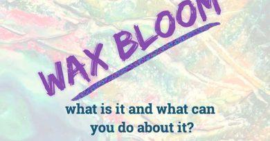 wax-bloom