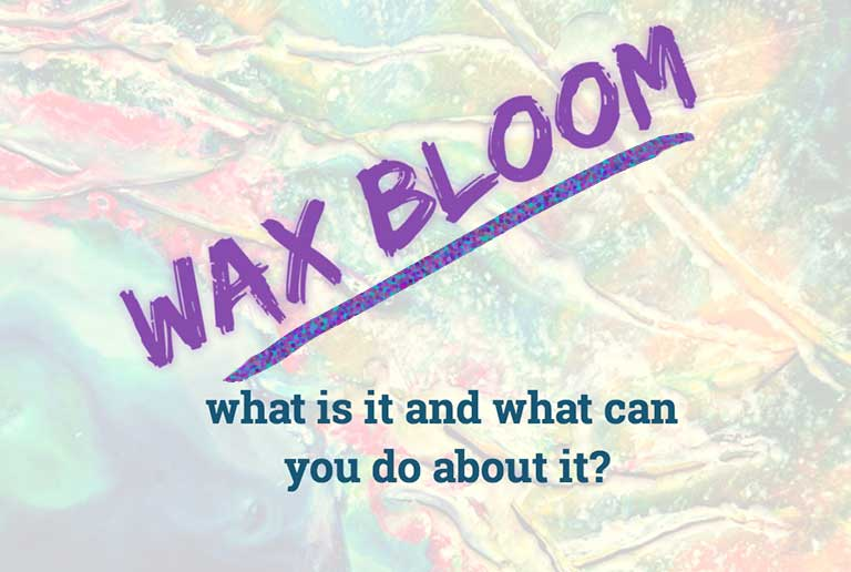 wax-bloom